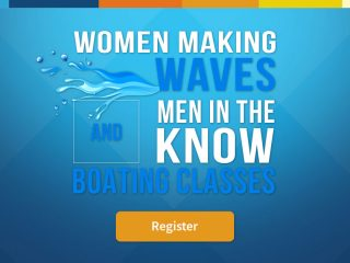 Annual Boating Classes Announced: Men and Women Invited to Attend!