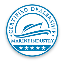 marine industry certified dealer logo