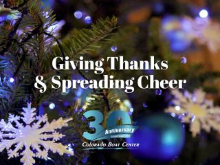 Holiday Edition Newsletter – Giving Thanks & Spreading Cheer